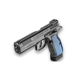 CZ CZ SHADOW 2 OPTIC 9x19 BLACK & BLUE
