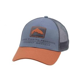 SIMMS FISHING SIMMS TROUT ICON TRUCKER STORM WOMEN'S