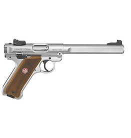 RUGER RUGER MARK IV COMPETITION SEMI AUTO PISTOL 22 LR