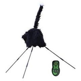 PRIMOS PRIMOS STRAY CAT PREDATOR MOTION W/ REMOTE DECOY