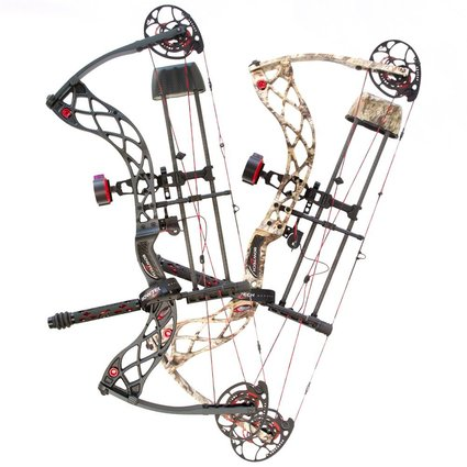 BOWTECH DIAMOND CARBON ICON RH 70# HIGHLANDER W/ BG PKG