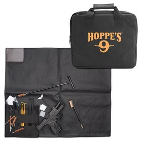 HOPPE'S HOPPE'S RANGE CLEANING KIT W/ MAT