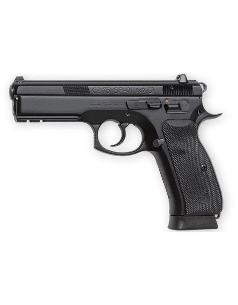 CZ CZ 75 SP-01 9MM LUGER BLACK