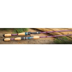 """ST. CROIX ST. CROIX AVID PEARL SPINNING ROD MED XTRA FAST 6' 8"""""""