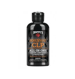 HOPPE'S HOPPE'S 9 BORESNAKE CLP ALL-IN-ONE CLEANER LUBRICATION + PROTECTANT 2 FL OZ
