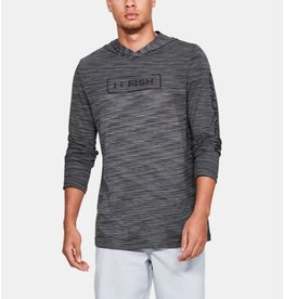 UNDER ARMOUR UNDER ARMOUR MEN'S SEAMLESS FISH HUNTER HOODIE LS