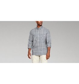 UNDER ARMOUR UNDER ARMOUR TIDE CHASER PLAID LS