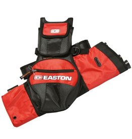 EASTON EASTON FLIPSIDE 4 TUBE HIP QUIVER RED LH/RH