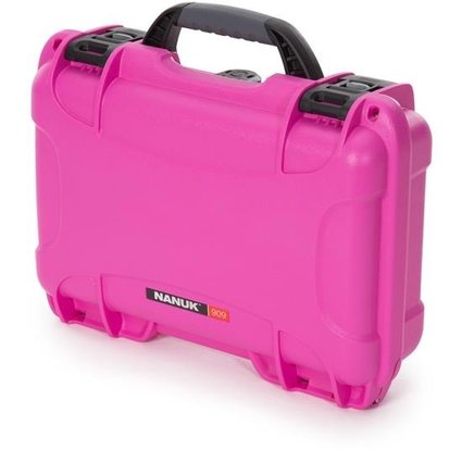 PLASTILITE PLASTICASE NANUK CASE W/FOAM PINK