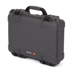 PLASTILITE NANUK CASE W/FOAM INSERT FOR CLASSIC GUN GRAPHITE