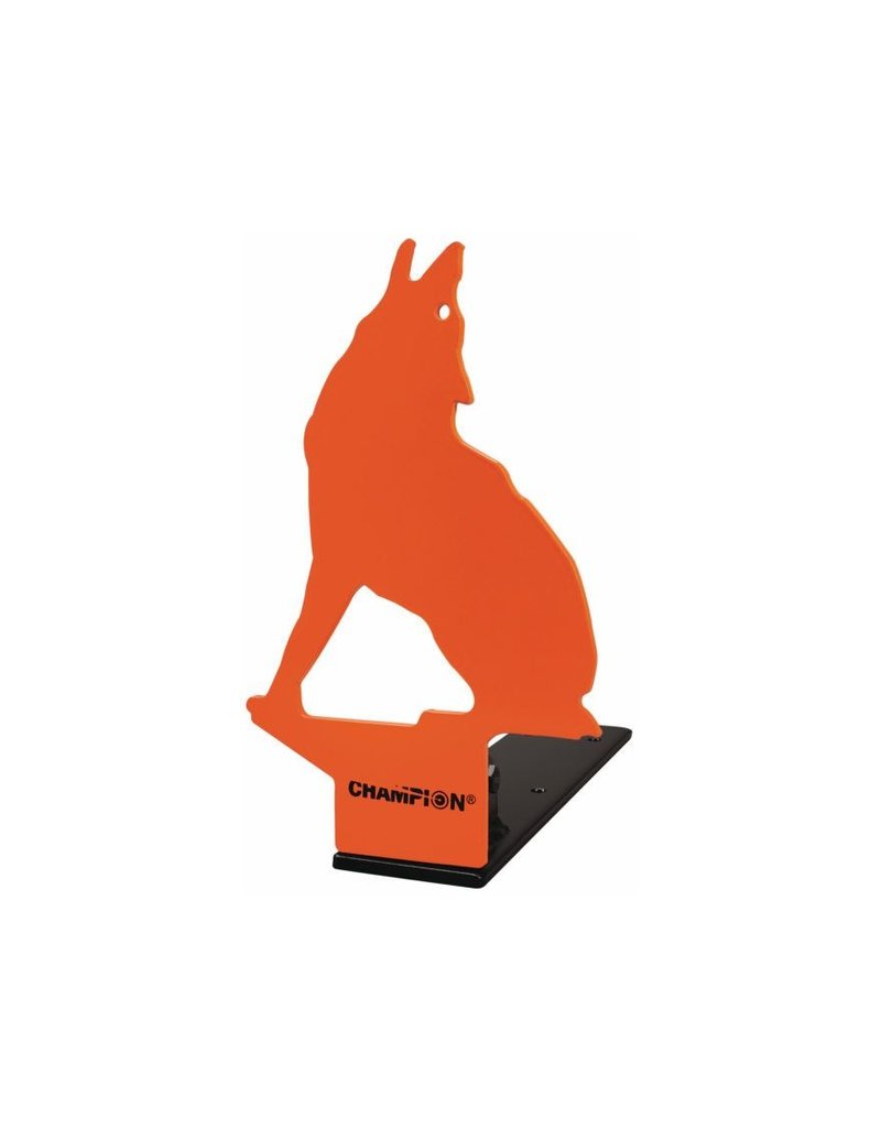 CHAMPION CHAMPION .22 HOWLING COYOTE POP-UP TARGET