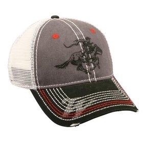 OUTDOOR CAP WINCHESTER HORSE & RIDER MESHBACK CAP