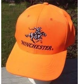 OUTDOOR CAP WINCHESTER BLAZE ORANGE W/ SNAP CLOSURE
