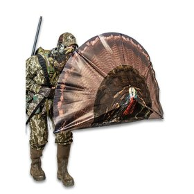 PRIMOS PRIMOS DOUBLE BULL TURKEY DECOY