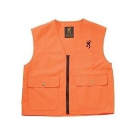 BROWNING BROWNING BLAZE ORANGE SAFETY VEST