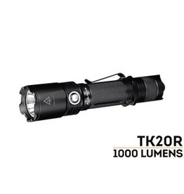 FENIX FENIX TK20R RECHAREGEABLE TACTICAL FLASHLIGHT
