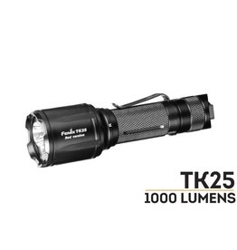 FENIX FENIX TK25 RED & WHITE LIGHT 1000 LUMENS ( 310 LUMENS RED)