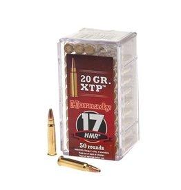 HORNADY HORNADY 17 HMR 20 GR. XTP 50 RDS