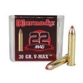 HORNADY HORNADY 22 WMR 30GR V-MAX