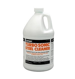 LYMAN LYMAN TURBO SONIC STEEL CLEANER SOLUTION 1 GALLON