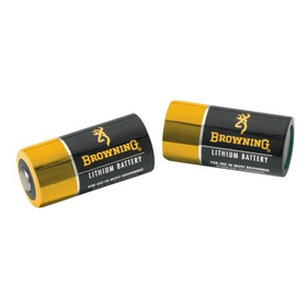 BROWNING BROWNING CR123A LITHIUM BATTERIES