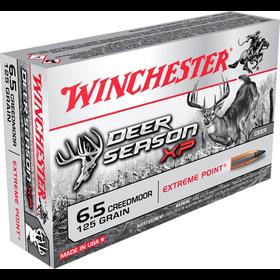 WINCHESTER WINCHESTER 6.5 CREEDMOOR 140GR DEER SEASON XP 20 RDS