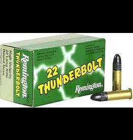 REMINGTON REMINGTON 22 THUNDERBOLT 500 ROUNDS