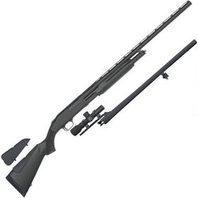 "MOSSBERG MOSSBERG 500 PUMP SHOTGUN 12 GA 24/28"" COMBO FIELD"