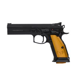 CZ CZ 75 TS ORANGE SEMI-AUTO PISTOL 40 SW