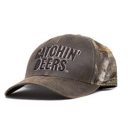 CATCHIN' DEERS CATCHIN' DEERS REALTREE EDGE HEX PATCH