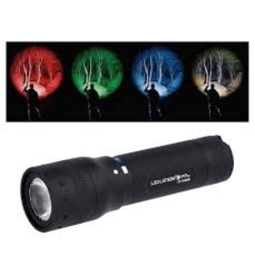 LED LENSER LED LENSER P7 QUATTRO COLOR
