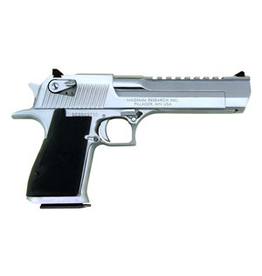 "DESERT EAGLE DESERT EAGLE .50 AE 6"" BRL POLISHED CHROME"