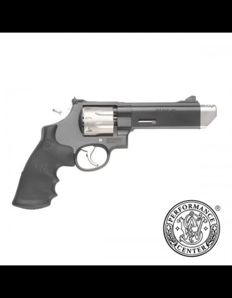 SMITH & WESSON SMITH & WESSON MODEL 627 V-COMP  8 SHOT .357 MAG REVOLVER