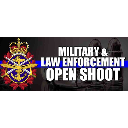 EASTHILL OUTDOORS EHO MILITARY/LAW ENFORCEMENT SHOOT - MAY 22