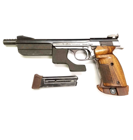 USED HAMMERLI MATCH 22LR