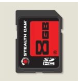 STEALTH CAM STEALTH CAM 8 GB SDHC MEMORY CARD