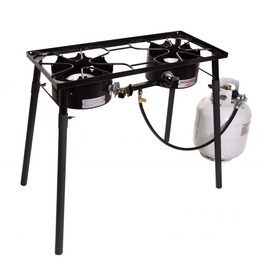 CAMP CHEF CAMP CHEF PIONEER TWO-BURNER STOVE