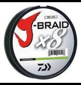 DAIWA DAIWA J-BRAID X8 10LB 150M CHARTREUSE