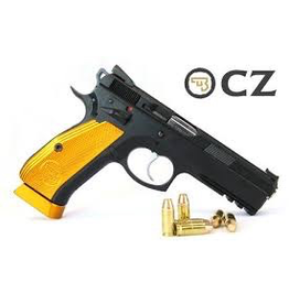 CZ CZ 75 SP-01 SHADOW ORANGE 9MM LUGER