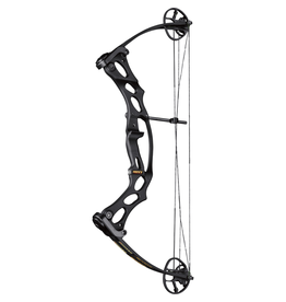 HOYT ARCHERY HOYT RUCKUS PACKAGE RH  15-26.5# BLACKOUT