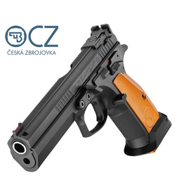 CZ CZ 75 TACTICAL SPORT 9MM ORANGE