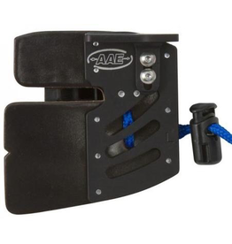 AAE ARIZONA ARCHERY AAE ELITE FINGER TAB WITH SUPER LEATHER FACING RH SMALL