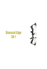 BOWTECH DIAMOND EDGE SB-1 RH 5-70# BLACK W/PKG