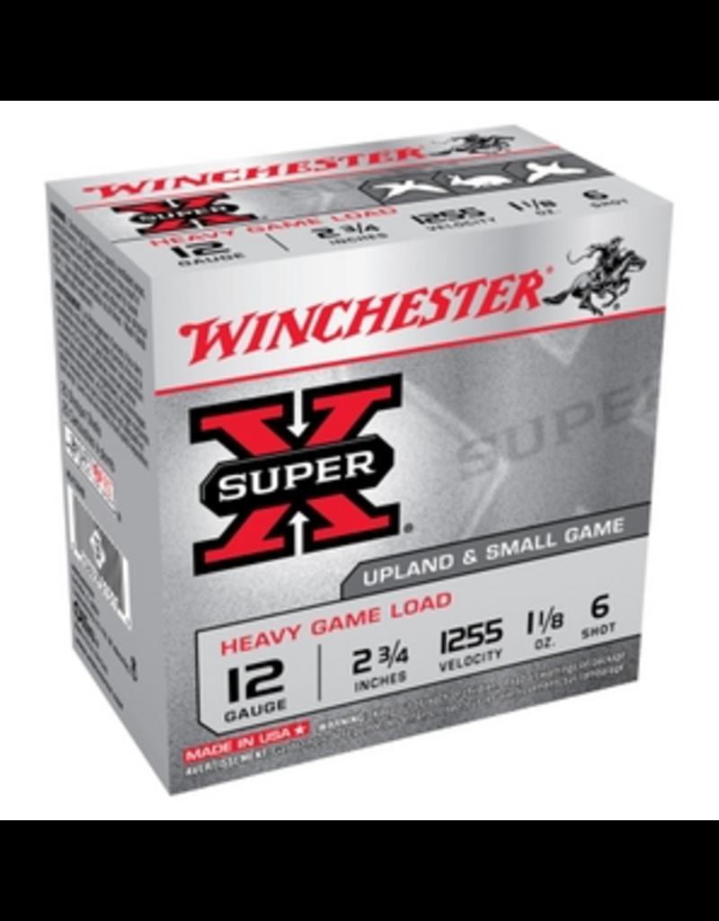 """WINCHESTER WINCHESTER 12GA 2.75"""" HEAVY GAME LOAD #6"""