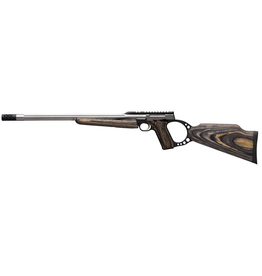 BROWNING BROWNING BUCK MARK TARGET STAINLESS MUZZLE BRAKE RIFLE (2019 SHOT SHOW)