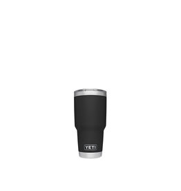 YETI YETI RAMBLER 30 OZ TUMBLER BLACK W/ MS LID