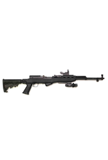 USED RUSSIAN SKS BLACK W/ RED DOT