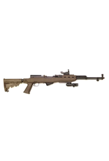 USED RUSSIAN SKS GREEN W/ RED DOT