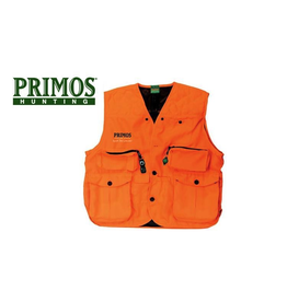 PRIMOS PRIMOS GUNHUNTER'S VEST BLAZE ORANGE X LARGE
