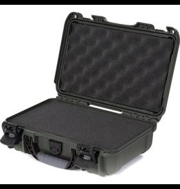 PLASTILITE PLASTICASE NANUK CASE W/FOAM INSERT FOR CLASSIC GUN OLIVE